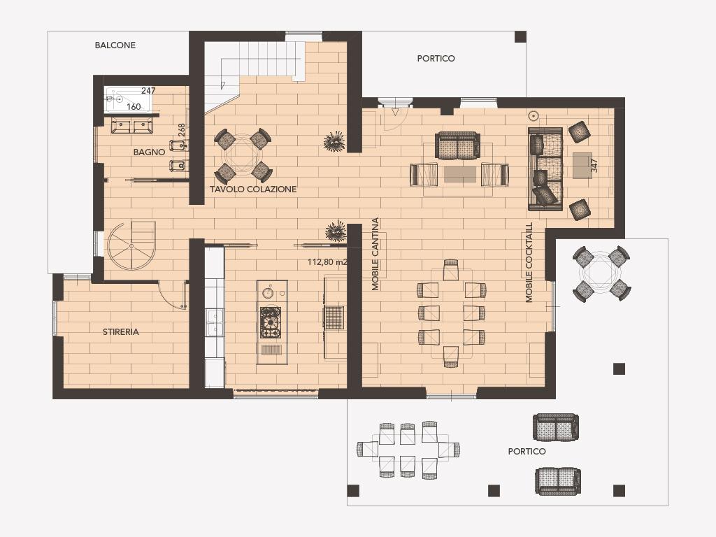Progettazione Casa Roma | Erica Casa