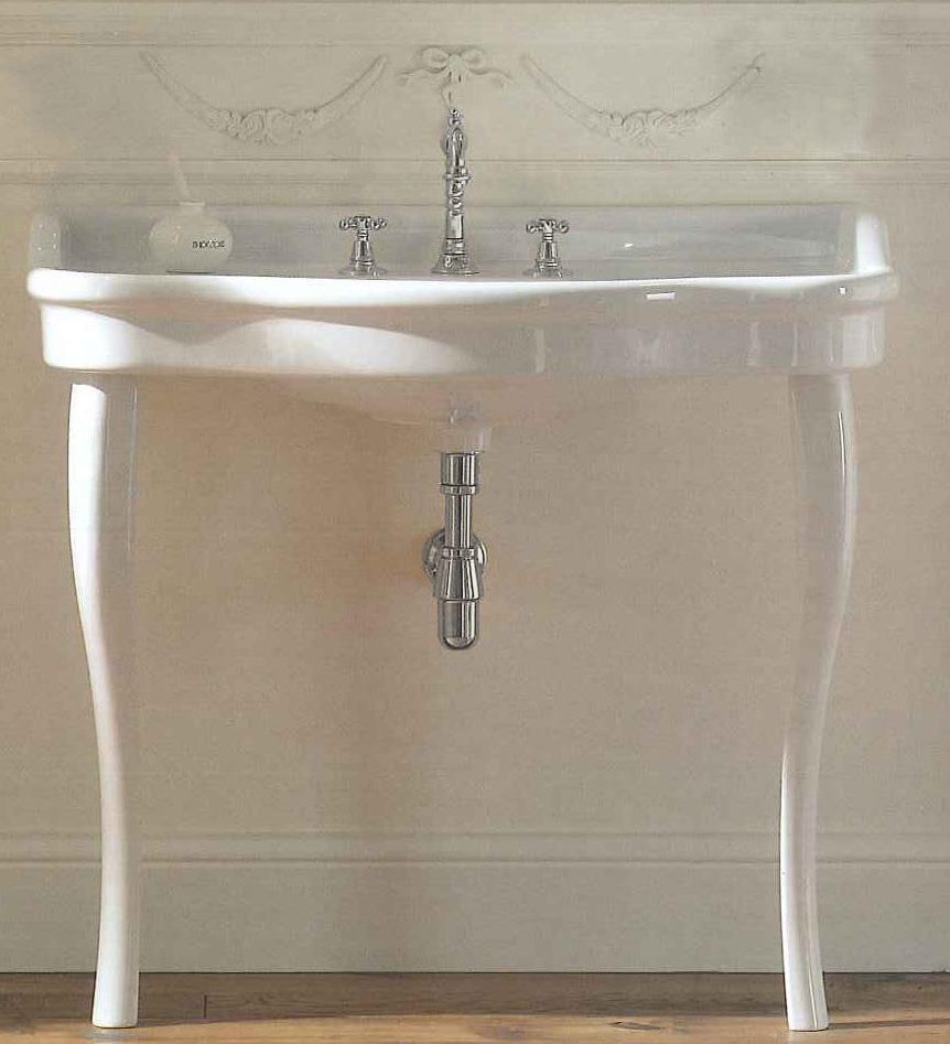 Classico lavabo consolle liberty erica casa - Consolle bagno classico ...