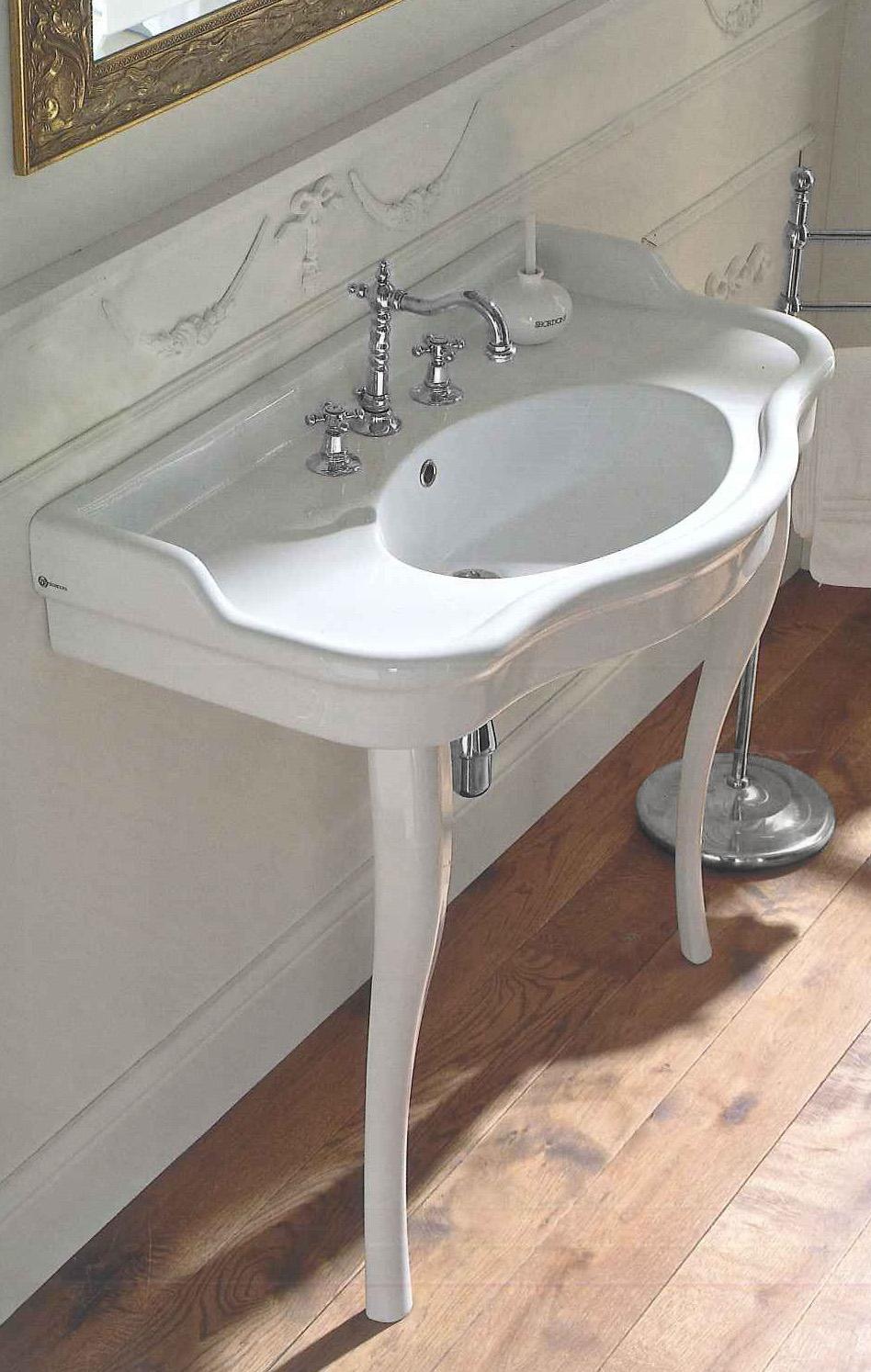 Consolle Bagno Classico - Idee Per La Casa - Syafir.com