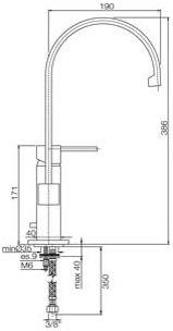 PB 9060 - SCHEDA TECNICA