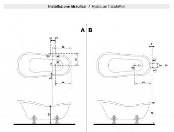 Vasca Scheda Tecnica Classico 2