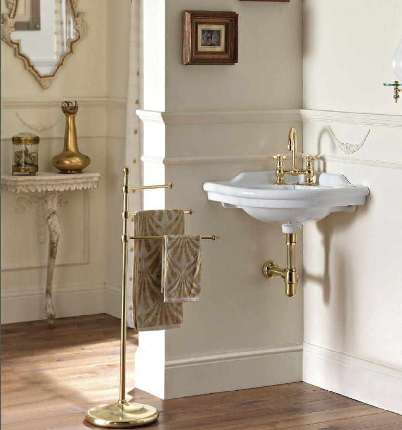 Classico lavabo angolare erica casa - Lavabo angolare bagno ...