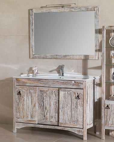Shabby mobile bagno 121 erica casa - Mobile bagno shabby ...