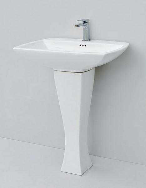 Neoclassico lavabo con colonna erica casa - Lavabo con colonna ...