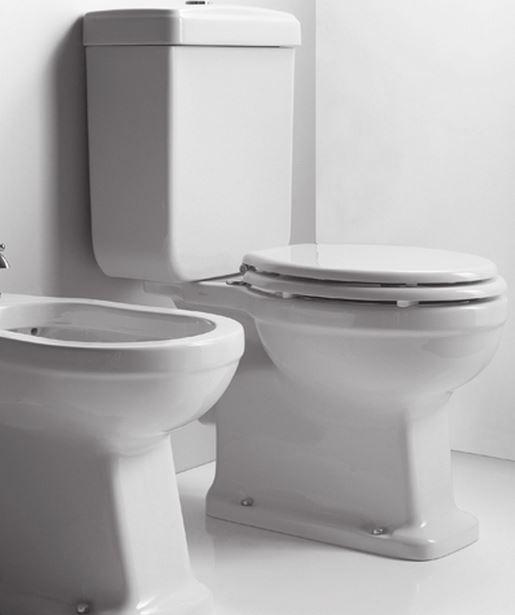 Shabby wc monob scarico a parete erica casa for Scarico wc a parete
