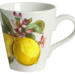 LEMON TAZZA MUG